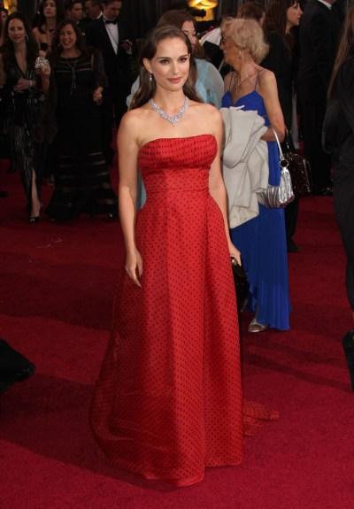 Natalie Portman Red Carpet Look