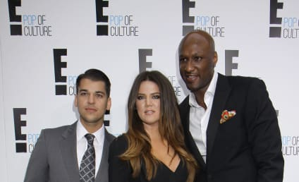 Khloe & Lamar Recap: Malika Gets Jealous, Rob Goes All OCD