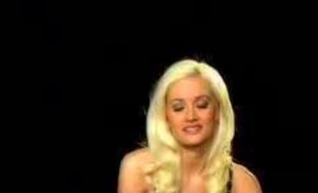 Holly Madison Loves PETA