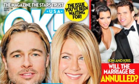 Brad Pitt: Living a LIE!