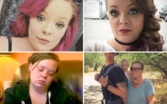Catelynn lowell instagram selfie