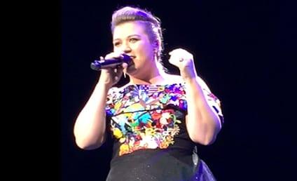 """Kelly Clarkson Outdoes Herself, Sings """"Bye, Bye, Bye"""" in Concert"""