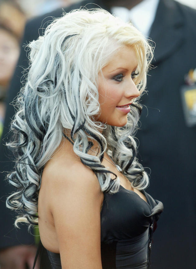 Christina Aguilera Back To Blonde The Hollywood Gossip