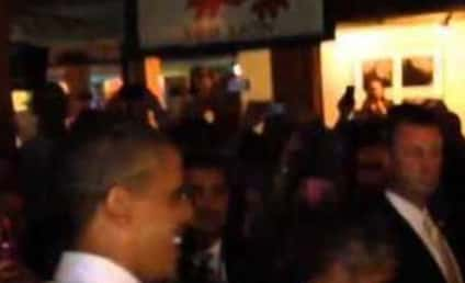 Barack Obama Offered Pot in Denver, Passes on The Dutchie