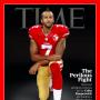 Colin Kaepernick Time Cover