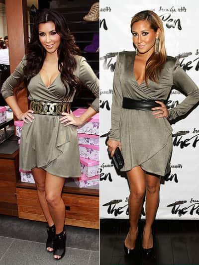 Kim vs. Adrienne