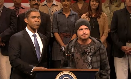 Aaron Paul on Saturday Night Live