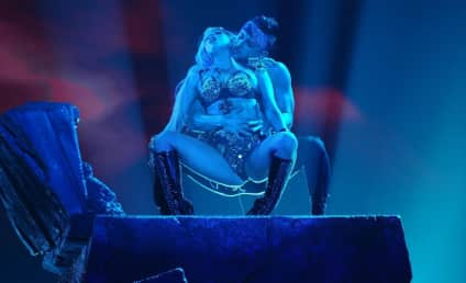Lady Gaga on American Idol: The Edge of Glory ... and Decency?