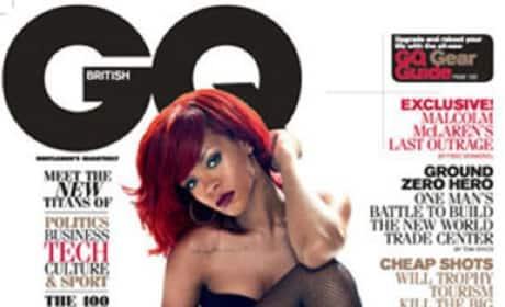GQ Rihanna Cover