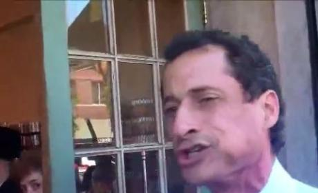 Anthony Weiner Takes on Critic