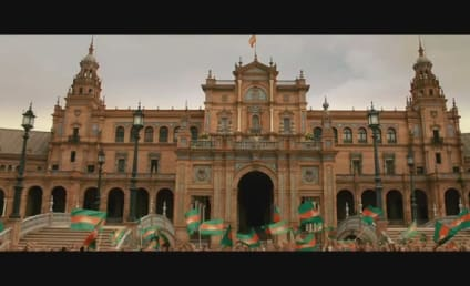 The Dictator Super Bowl Trailer: Released, Oppressive!