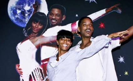 Will Smith and Jada Pinkett Smith Recreate Epic Dance Pose, Throw It Back on Facebook