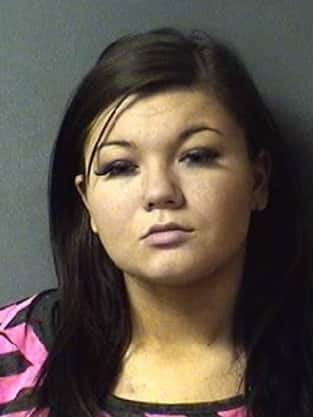 Amber Portwood Mug Shot (New)