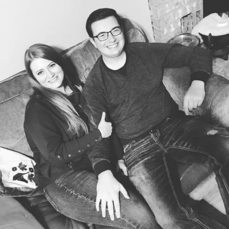 Jessica Seewald and Her Husband