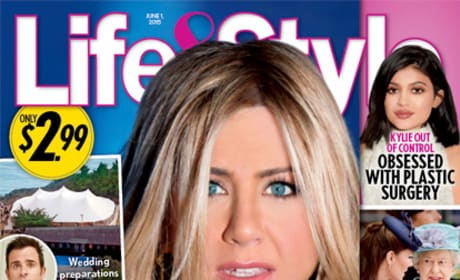 Jennifer Aniston Dumped Cover