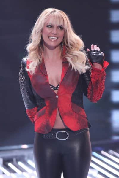 Britney on X Factor