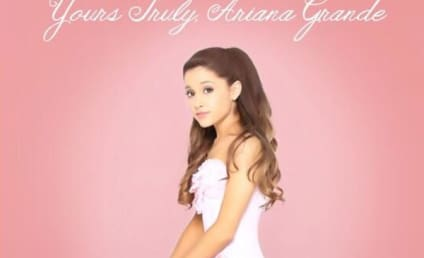 Ariana Grande Album Cover: Too Sexy for a 20-Year Old?