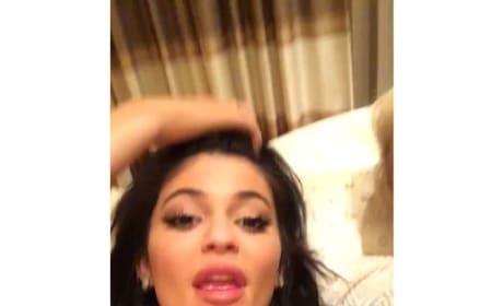 Kylie Jenner: I'm Not on F--king DRUGS!