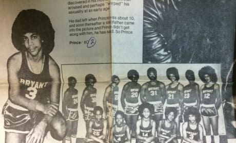 Prince High School Basketball Photo