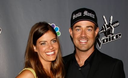 Carson Daly and Siri Pinter: Expecting Again!