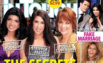 Jacqueline Laurita: Hiding Stripper Past, Debt-Ridden Present?