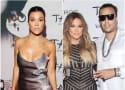Kourtney Kardashian Betrays Khloe, Hooks Up With French Montana!