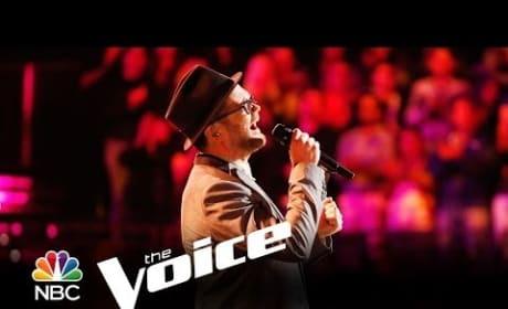 Josh Kaufman - It Will Rain (The Voice)