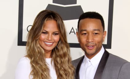 John Legend: Blame ME For Bad Parenting, Not Just Chrissy!