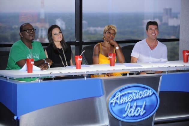 Mary J. Blige on Idol