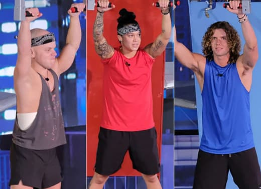 Big Brother's Final Three