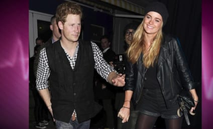Prince Harry and Cressida Bonas to Get Engaged in 2014, Oddsmakers Predict
