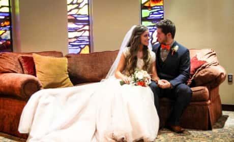 Jessa and Ben: The Happy Couple!