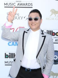 Psy at Billboard Music Awards