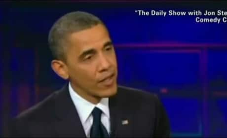 Obama on The Daily Show