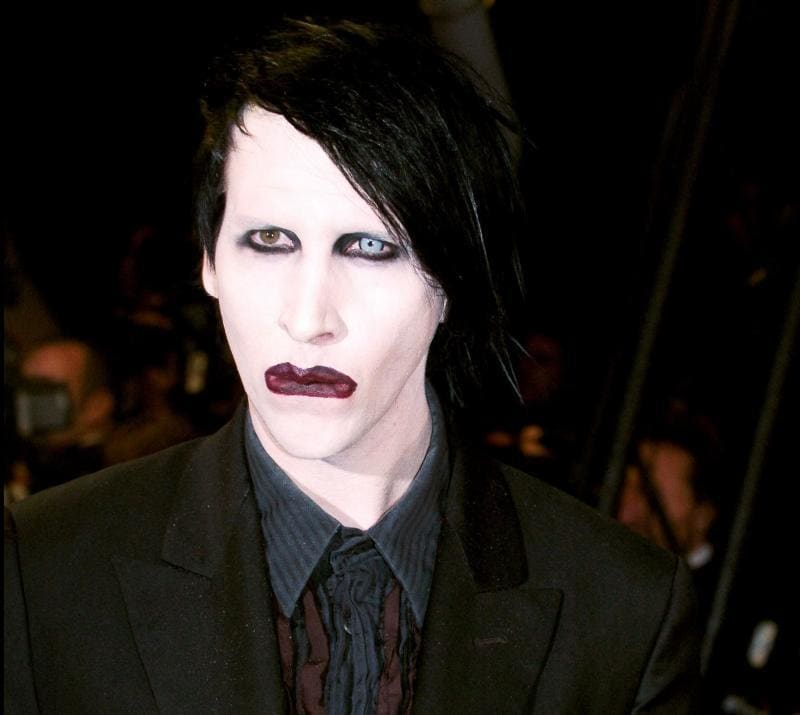 Marilyn Manson Is Weird Dita Von Teese Is Recovering The