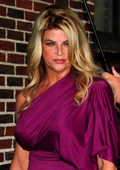 Kirstie Alley Image