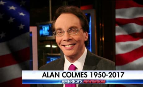 Alan Colmes: Mourned, Remembered by Fox News