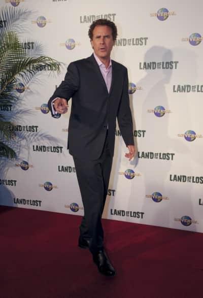 Will Ferrell, Always the Crowd Pleaser