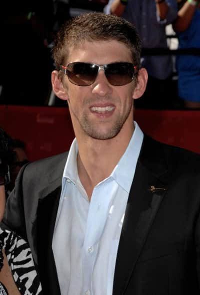 Michael Phelps at the ESPYs