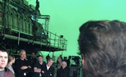 X-Men: Days of Future Past Hugh Jackman Set Photo Drops