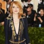 Emma Stone at the Gala