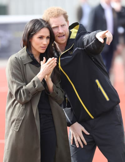 Meghan Markle and Prince Harry: Out & About