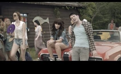 "Carly Rae Jepsen and Owl City Release ""Good Time"" Music Video"
