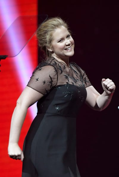 Amy Schumer at CinemaCon Big Screen Achievement Awards