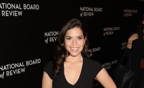 America Ferrrara: 2014 National Board of Review Gala