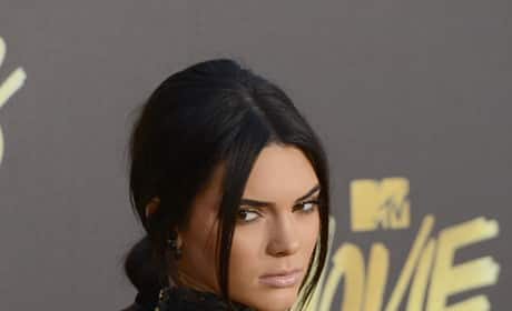 Kendall Jenner at the MTV Movie Awards
