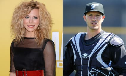 Kimberly Perry and J.P. Arencibia: Engaged After Sweetest Proposal Ever!
