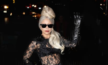 Lady Gaga to Kids: Stop Bullying and Be Nice!