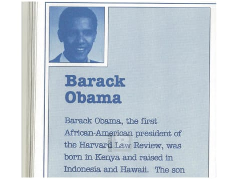 Obama Born in Kenya?
