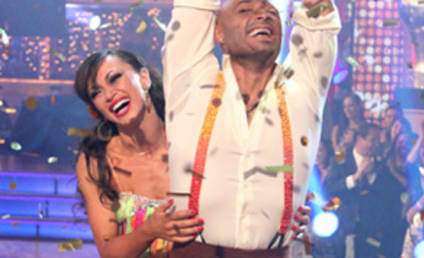 Dancing With the Stars Winner J.R. Martinez Speaks on a Dream Come True